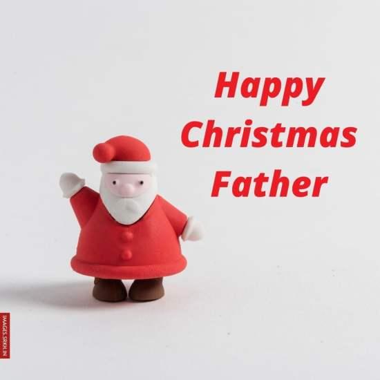 Christmas Father Image