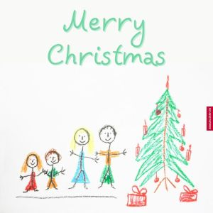 Christmas Tree Drawing Images full HD free download.