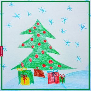 Christmas Tree Images For Drawing full HD free download.