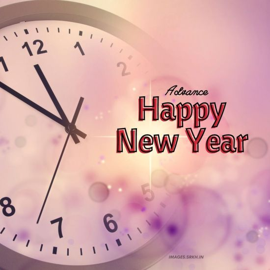 Advance Happy New Year in HD
