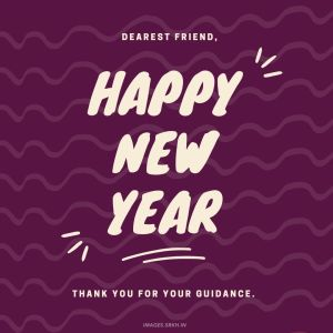 Happy New Year Wishes For Friends in HD full HD free download.