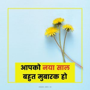 Happy New Year Wishes In Hindi full HD free download.