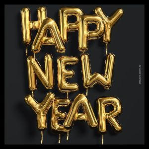 Whatsapp Dp Happy New Year 2021 full HD free download.