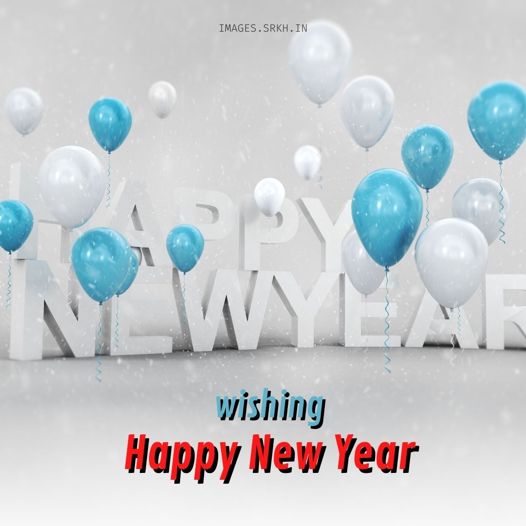 Wishing Happy New Year full HD free download.