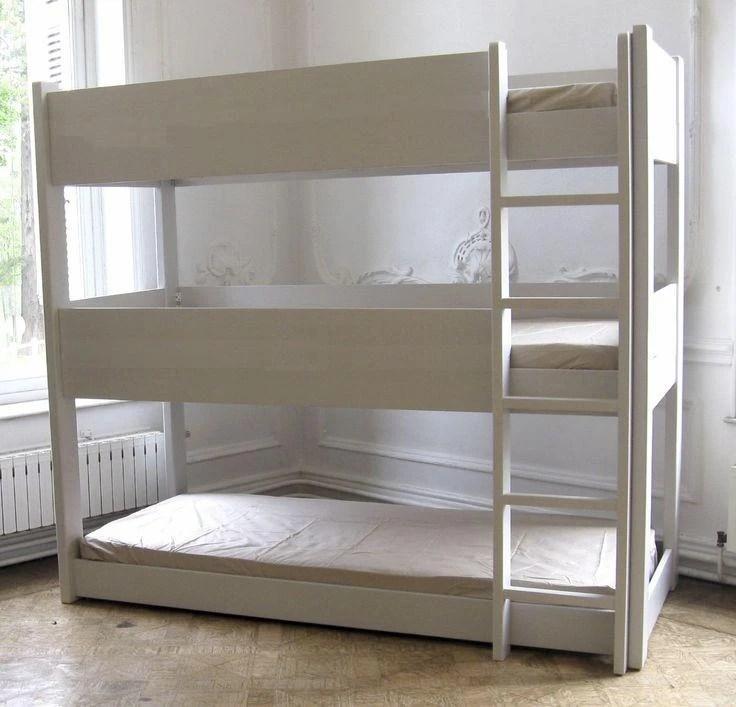 Bunk Ikea Triple Beds