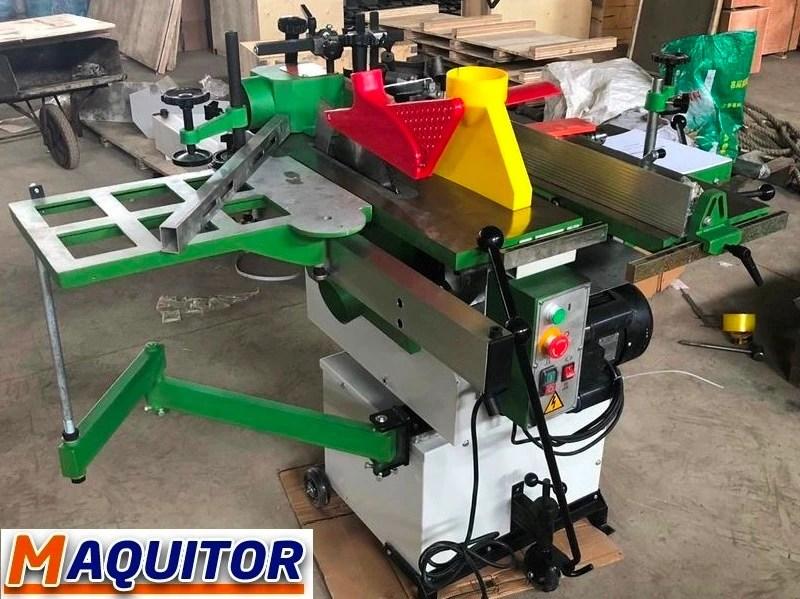 machine combine a bois monophase 220v