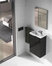 salle de bain compact