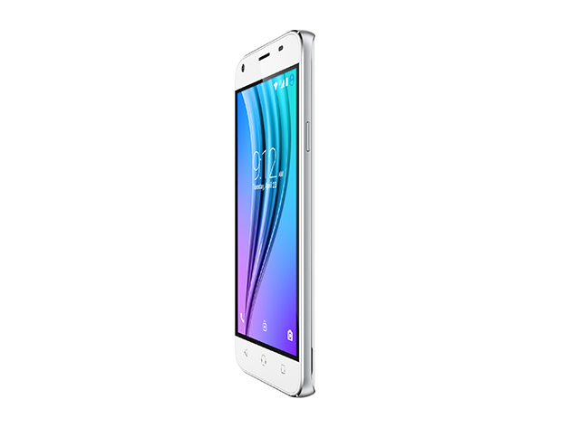 """aede5574cf1c693292c6f240964242959e887327_main_hero_image Nuu Mobile X4 5"""" HD Unlocked Android Smartphone (White) for $129 Android"""