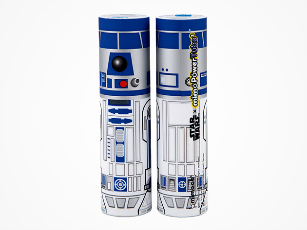 73e05ce9bdda2bee7ce3c26f70122a6092cf7088_main_hero_image R2-D2 Portable Power Bank for $22 Android