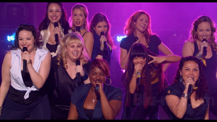 Pitch Perfect Blu-ray Release Date December 18, 2012 (Blu-ray + ...