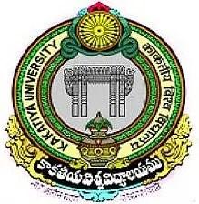 Image result for www.kakatiya.ac.in logo