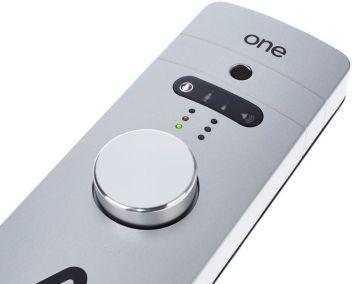 Apogee One - har en inbyggd mikrofon