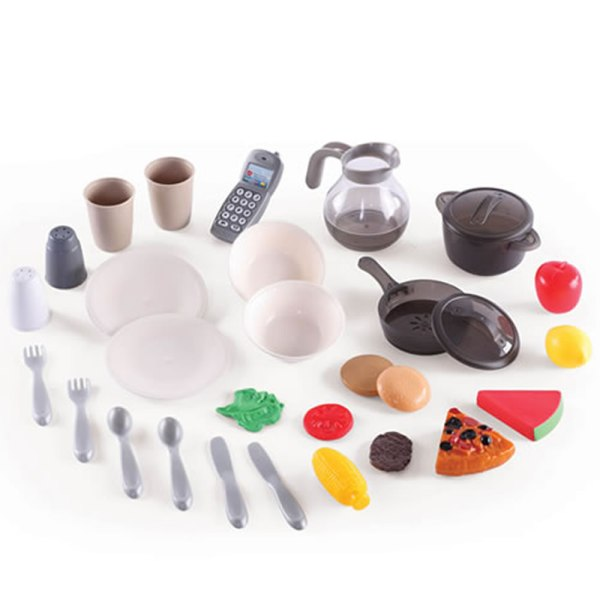 LifeStyle Fresh Accents Kitchen   Kids Play Kitchen   Step2 Step2 LifeStyle Fresh Accents Kitchen accessories