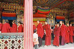 Sư Tây Tạng Lama