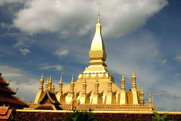 Thạt ở Lào