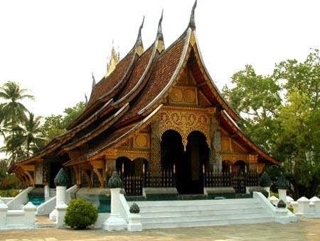 Luang Prabang Xieng Tong