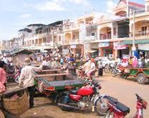 Thị trấn Kampong Trach