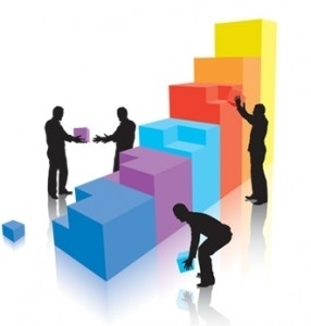 online marketing graph 286x300 6 bước quảng cáo trực tuyến
