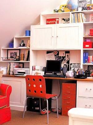 Những điều cơ bản nên tránh khi bài trí phòng học - Archi