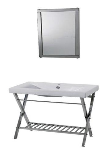Những chiếc gương soi ấn tượng cho nhà tắm - Archi