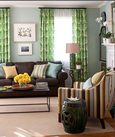Tạo vẻ đẹp tươi mát cho ngôi nhà với màu xanh lá - Archi