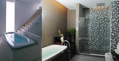 Nội thất hiện đại cho phòng tắm 2012 - Archi