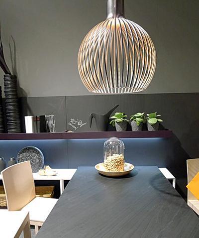 Những lưu ý khi chọn đèn cho phòng ăn - Archi