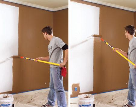 Chuyên đề: Các bước cơ bản khi sơn nhà - Archi