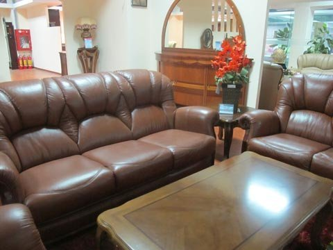 Phòng khách đẹp với sofa Dhallas - Archi