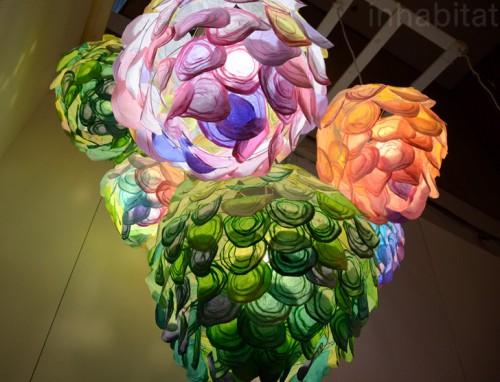 Daydream - đèn hoa xuân rực rỡ - Archi