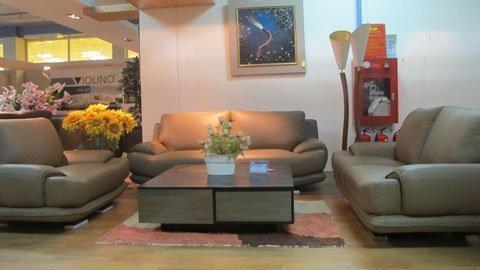 Sofa Pellitalia - sản phẩm lý tưởng cho phòng khách mùa hè - Archi