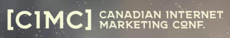 Canadian Internet Marketing Conference logo