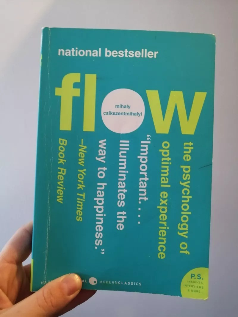 Active listening - finding flow in the music
