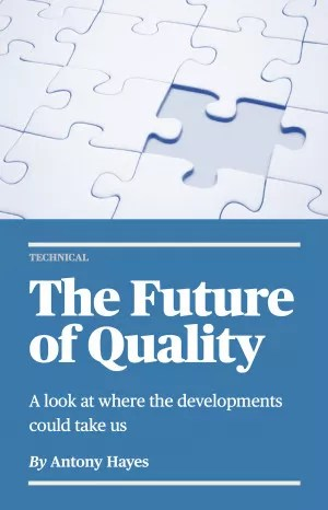 Future quality assurance product safety compliance