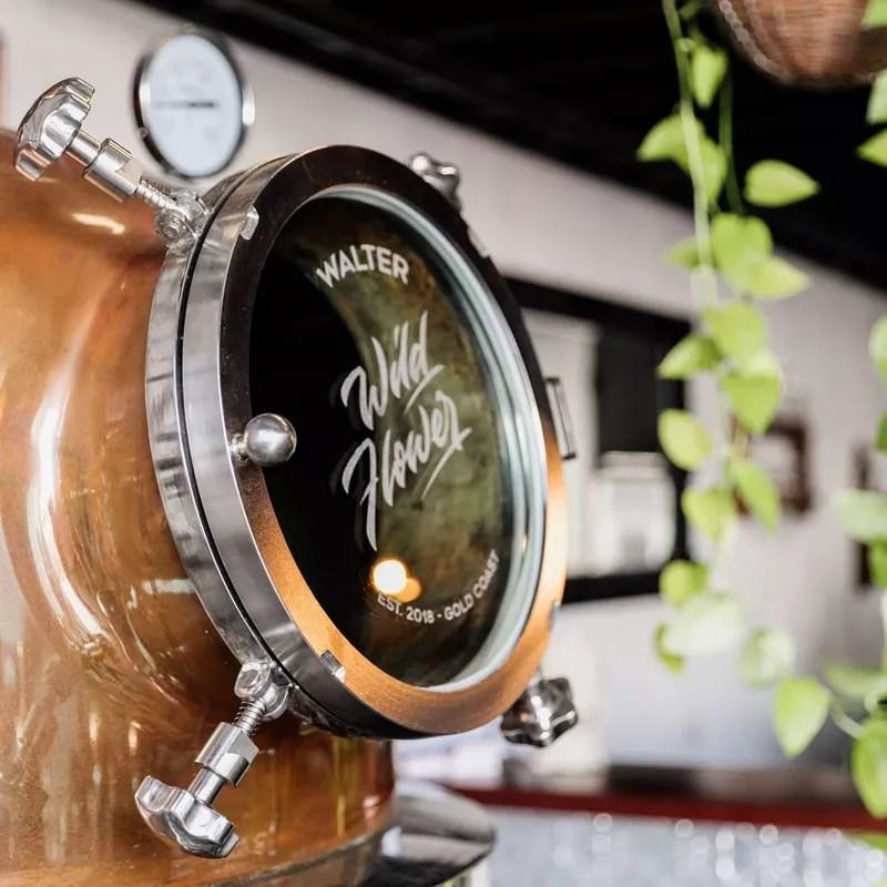 Gold Coast distillery's Lamington Vodka limited release