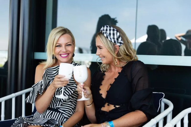 Time for a tropical tipple trackside at The Palms this Spring Carnival at Aquis Park