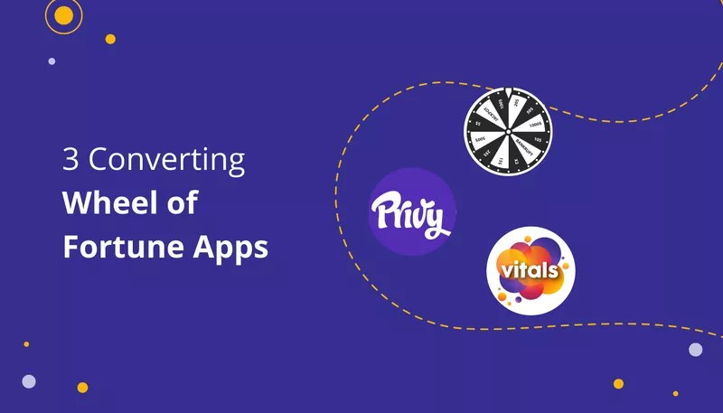 3 Converting Wheel of Fortune Apps