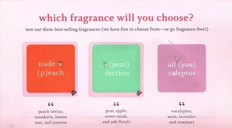 Function of Beauty, Avon ecommerce direct mai
