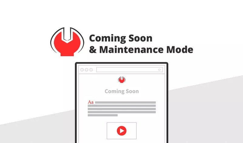 Coming Soon Page For WordPress