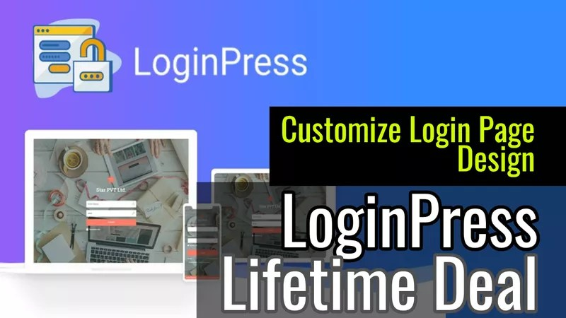 LoginPress Lifetime Discount