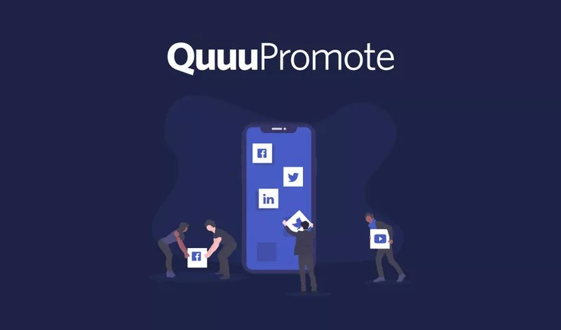 Quuu Promote Discount