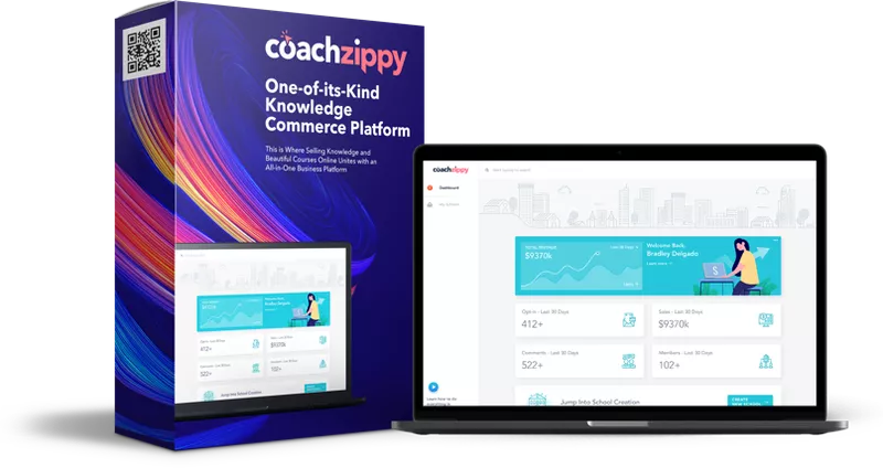 Best online course platforms, CoachZippy