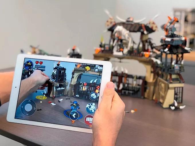 LEGO ar app