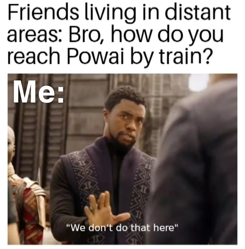 First World Problems in Powai