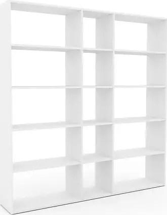 etageres bibliotheques en blanc 498