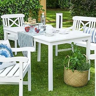 tables de jardin en blanc 22 produits