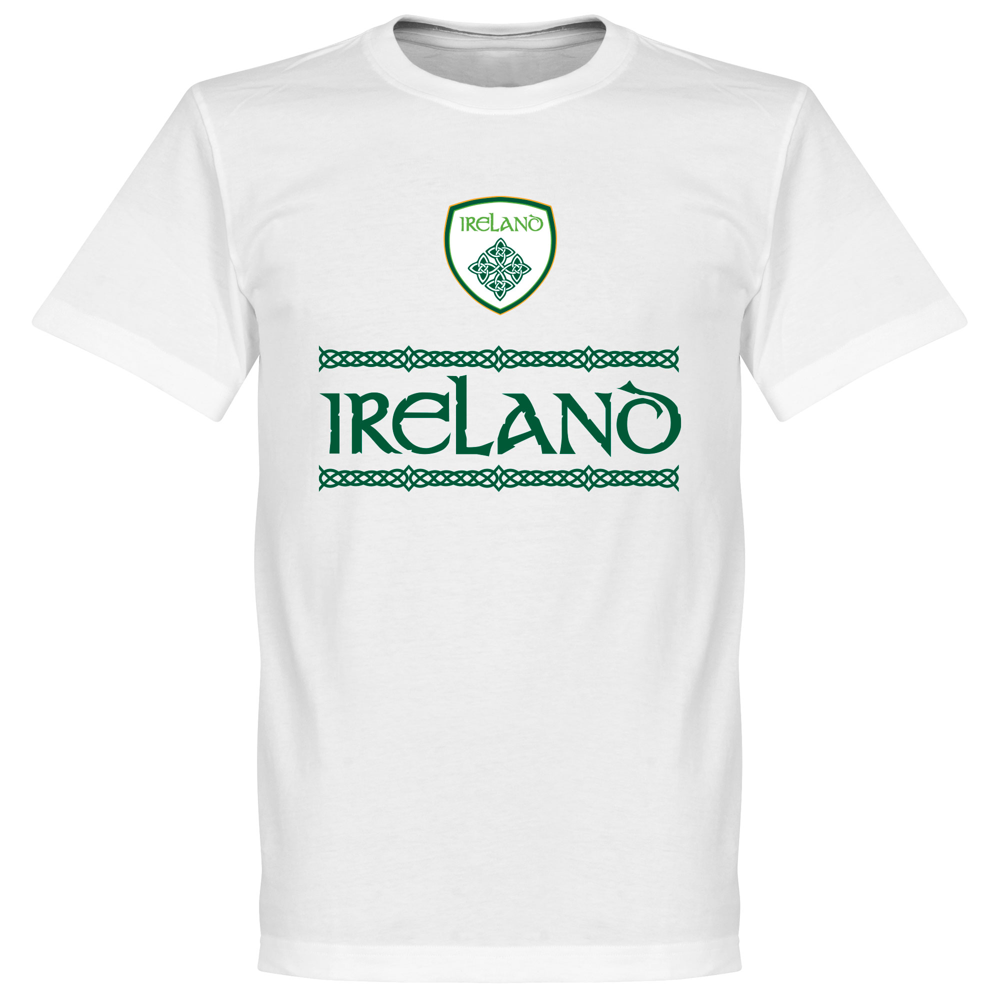 Ireland Team Tee - White - L
