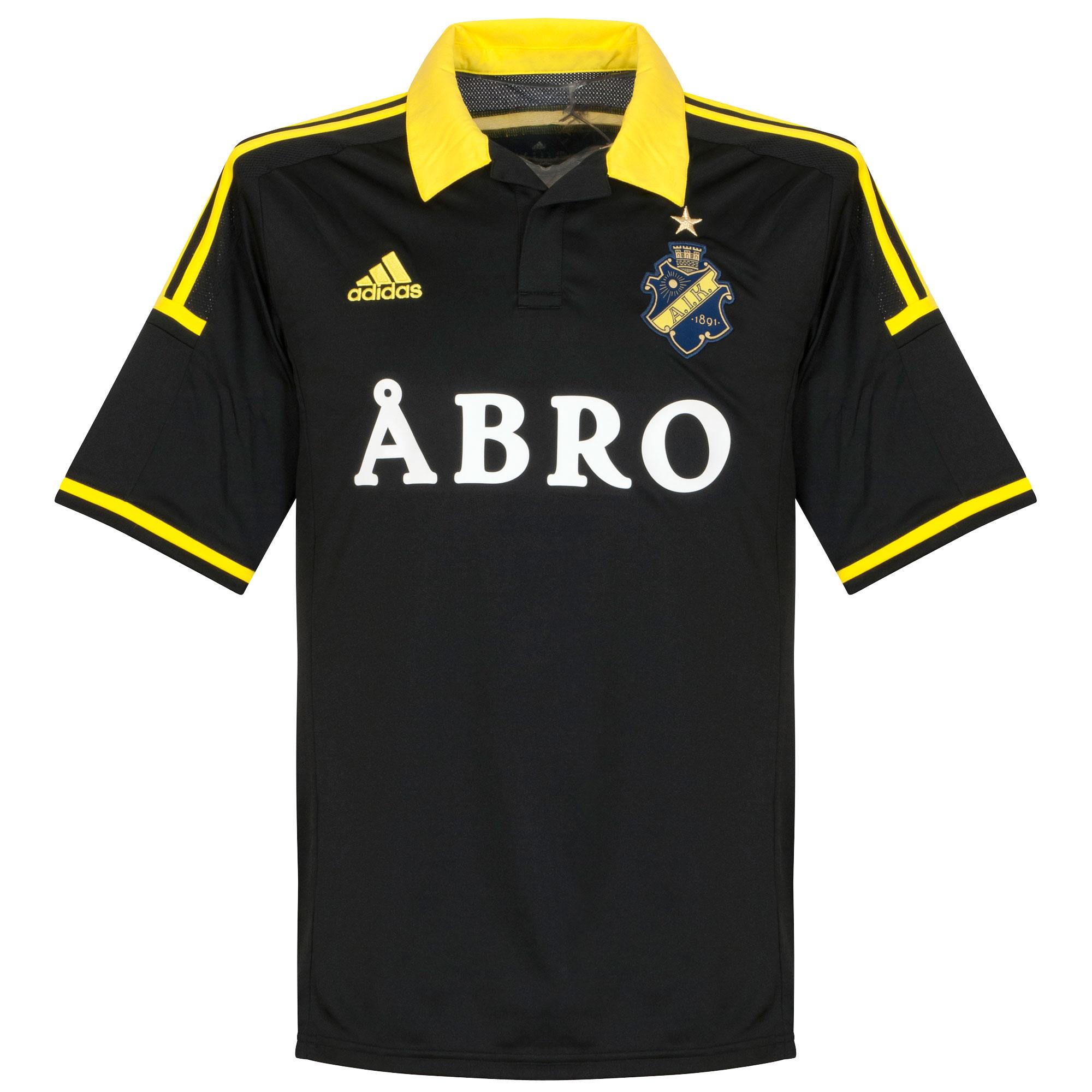 AIK Stockholm Home Jersey 2014 / 2015 - 50
