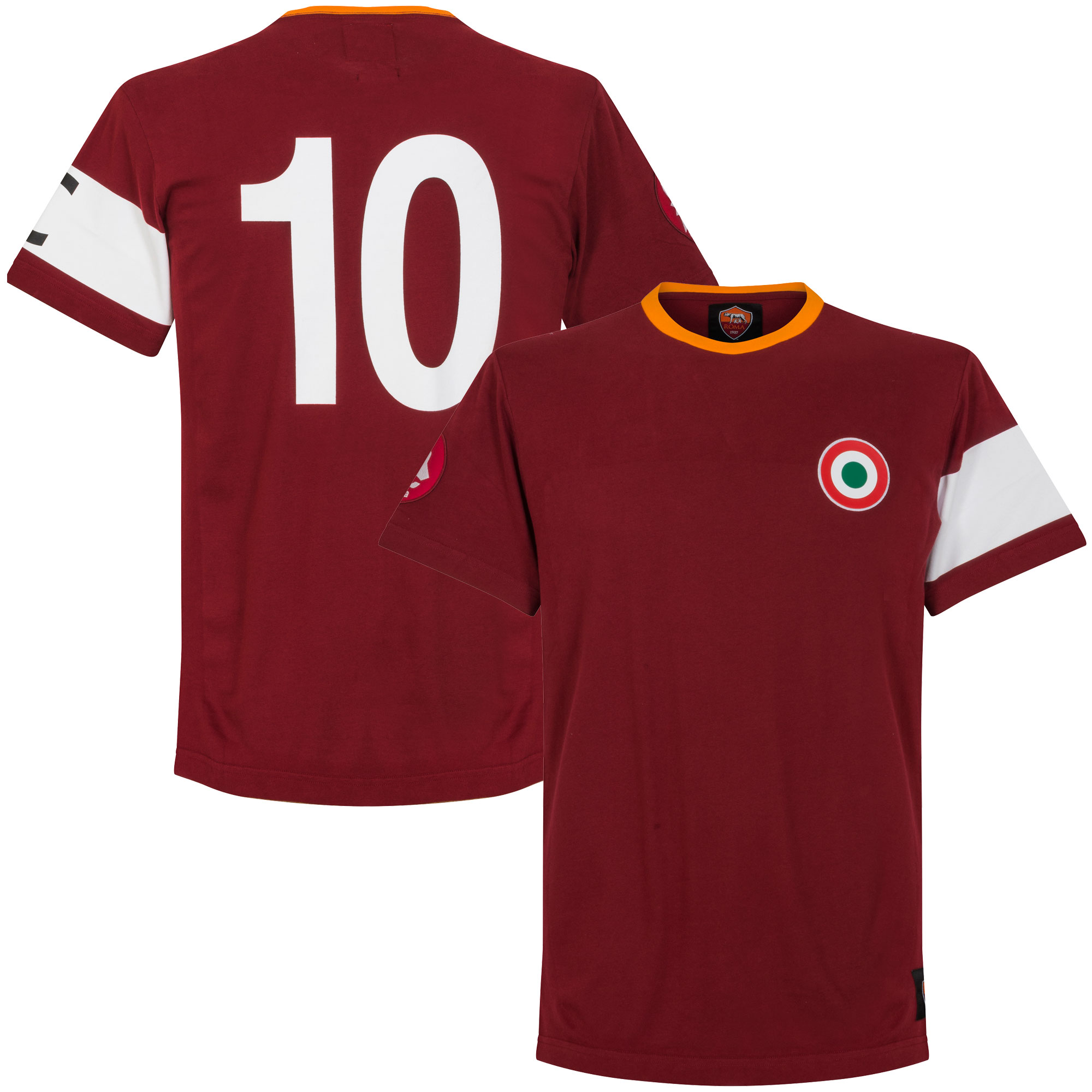 COPA AS Roma Captains Tee - M