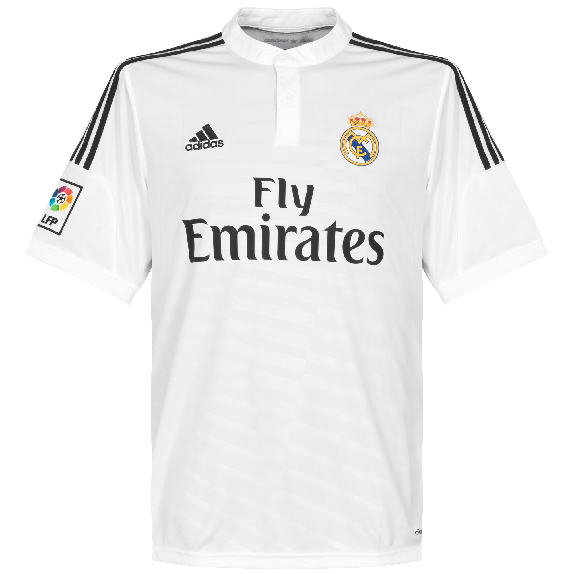 Real Madrid Home Jersey 2014 / 2015 - 62